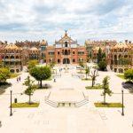 Barcelona in 2 days - Sant Pau hospital
