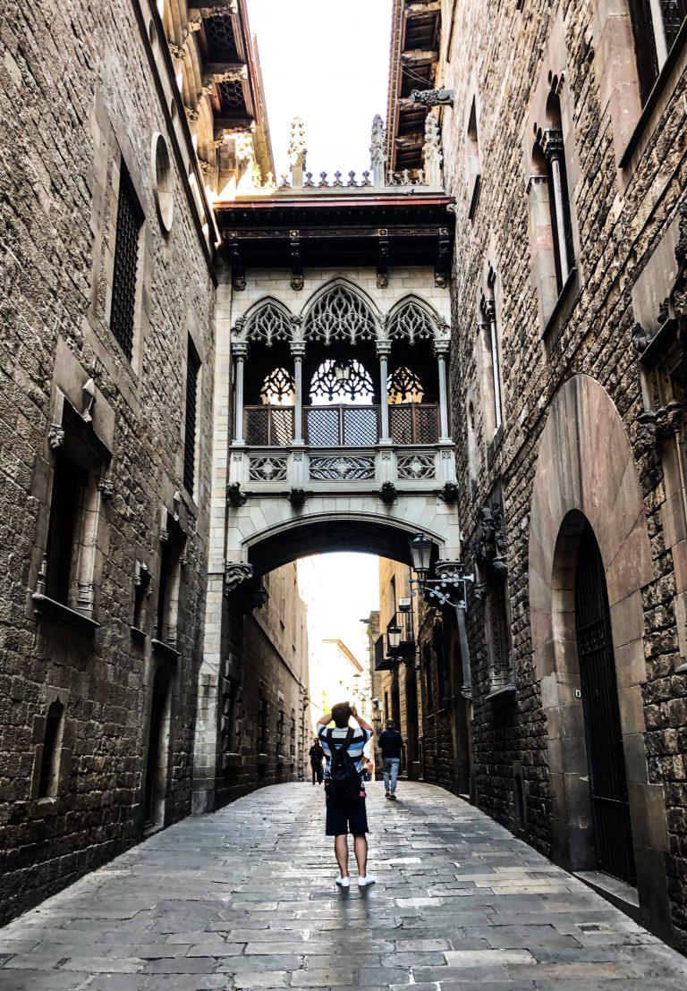 Barcelona Gothic Quarter Tour 2