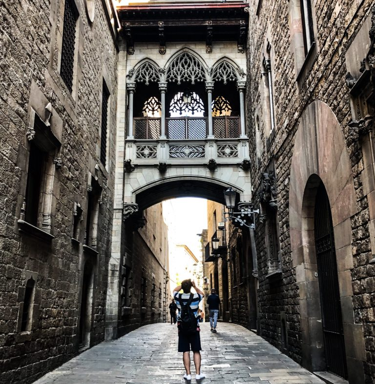 Barcelona Gothic Walking Tour 2