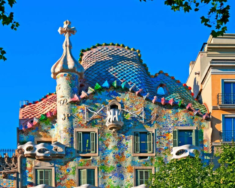 Gaudí Walking Tour Barcelona Casa Batlló