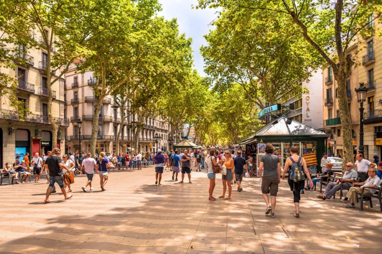 Walking Tours in Barcelona