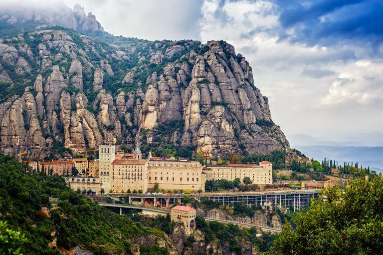 巴塞罗那-蒙特塞拉特山