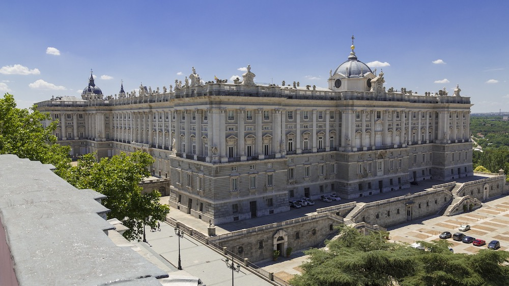 Royal Palace of Madrid & Habsburgs Tour, RP