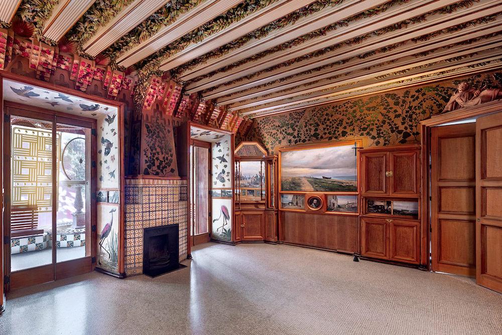 barcelona-gaudi-tour-casa-vicens-interior