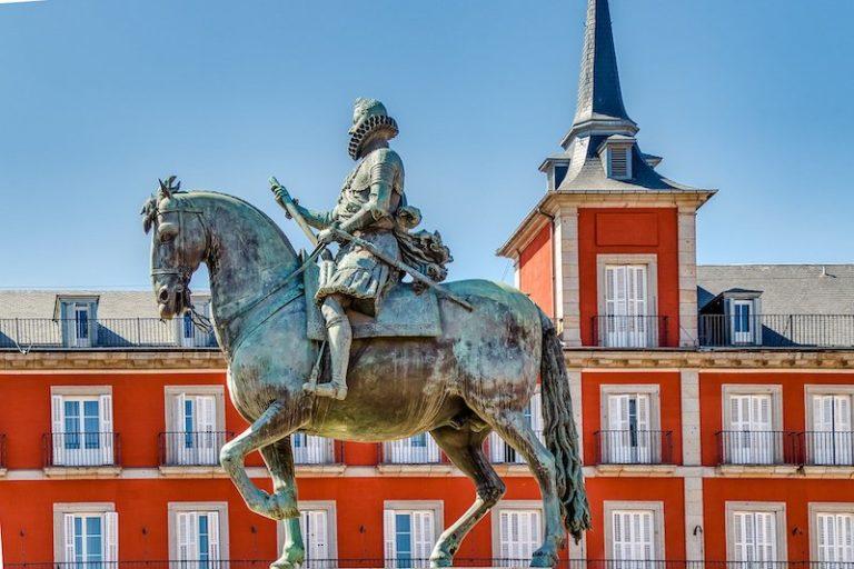 Plaza Mayor - Madrid in One Day
