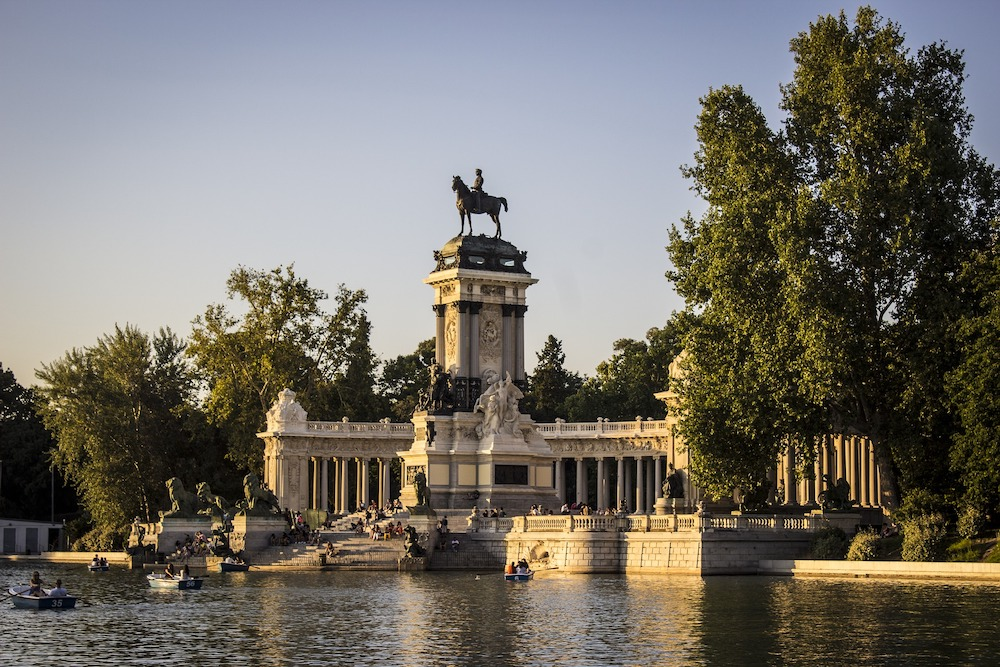 Madrid Prado Museum & Art Walk Tour - Retiro Park