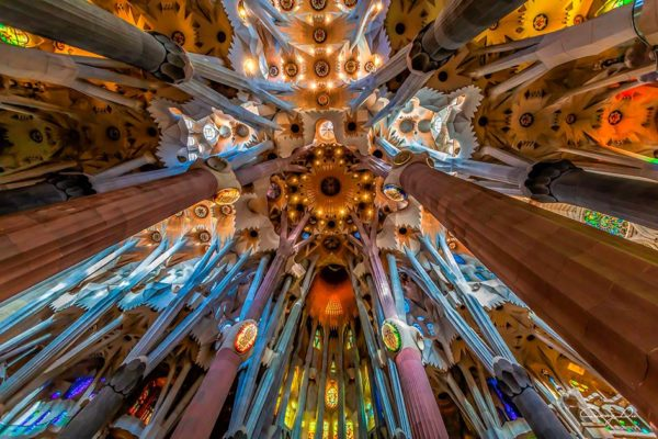 Gaudi & Sagrada Familia Barcelona Day Tour