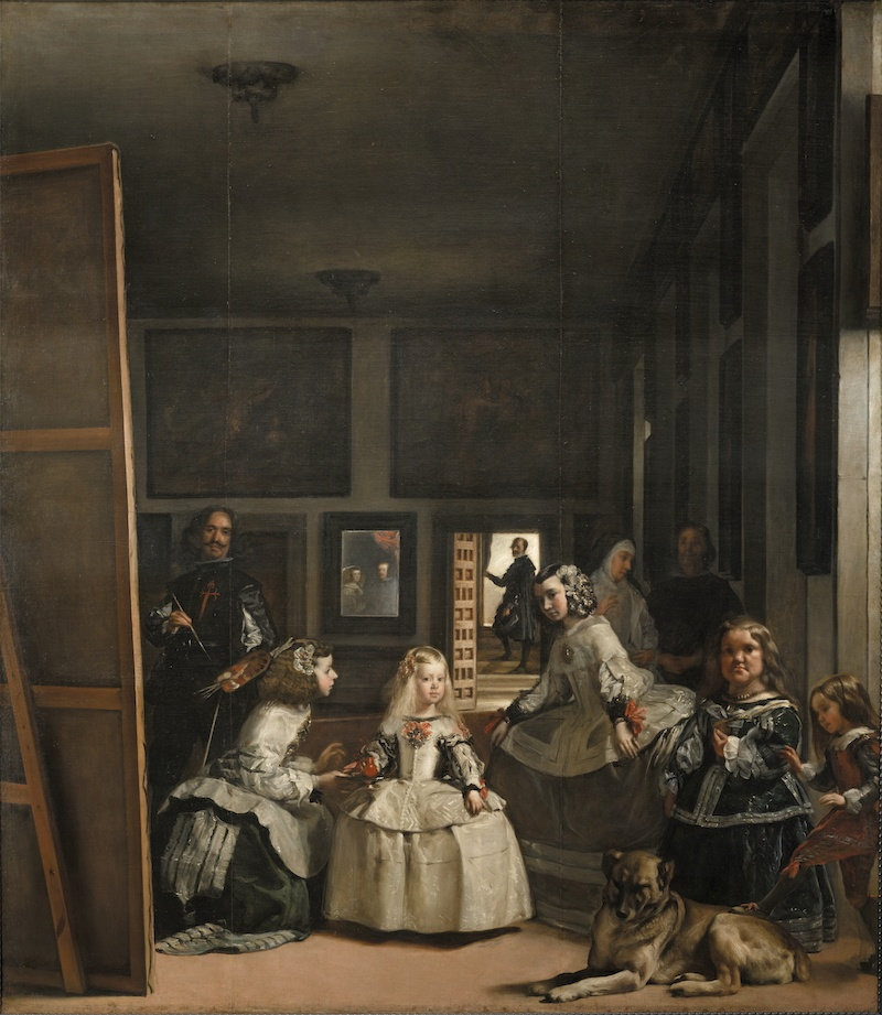 Las Meninas, one of the most important masterpieces of the museums in Madrid (Prado Museum tour)