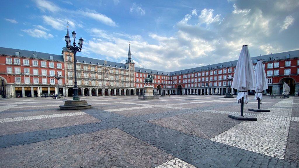 Coronavirus in Spain: the Spanish quarantine