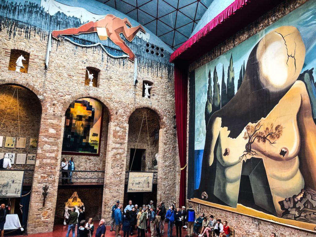 Dalí Museum in Spain