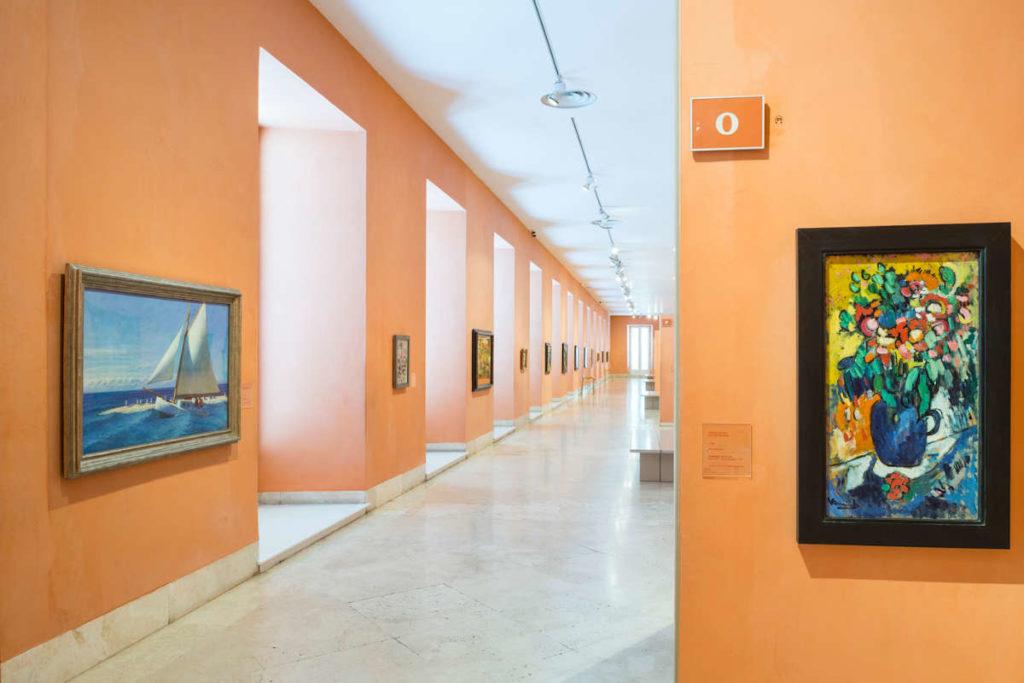 Museums in Madrid - Thyssen Bornemisza