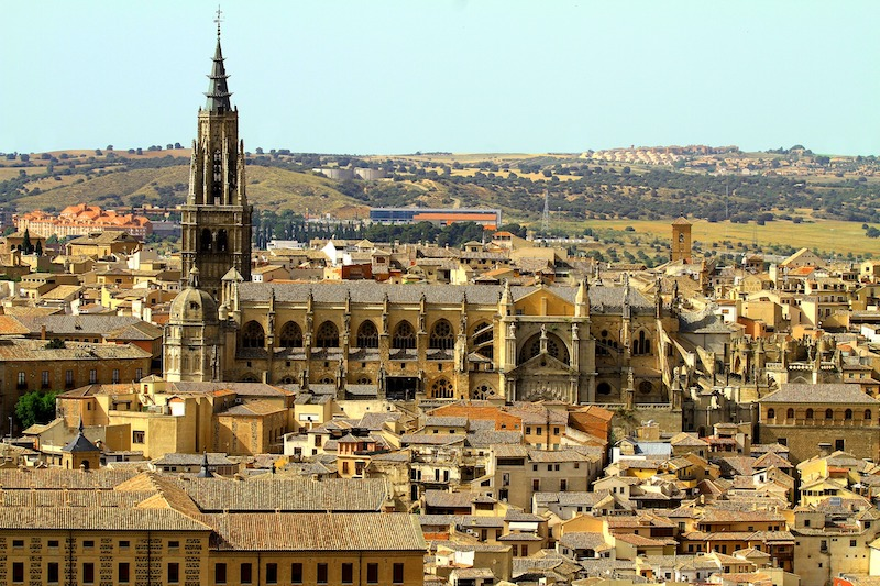 Toledo-madrid-cathedral
