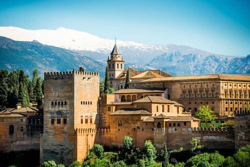 top attractions in spain - Alhambra