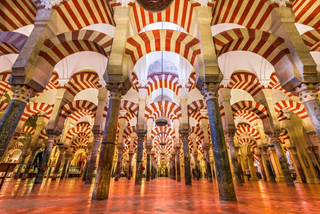 Cordoba-mosque-top-attractions-in-spain