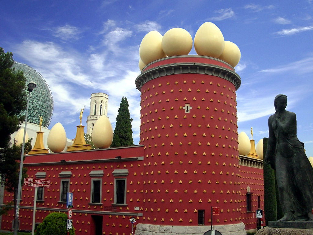 top-attractions-in-spain-dali-museum