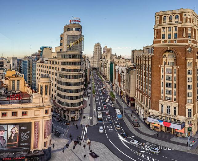 スペイン観光
